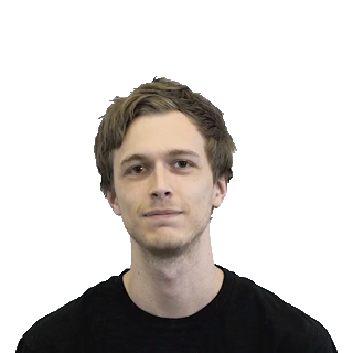 Headshot of Man who is an employee at Customer Analytics Company Buxton