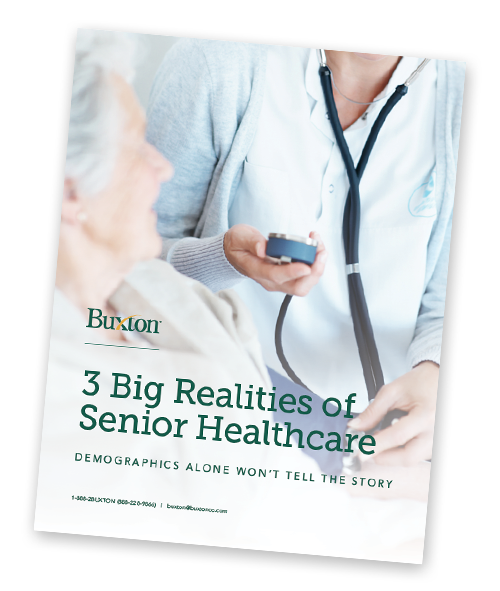 3 Big Realities of Senior Healthcare