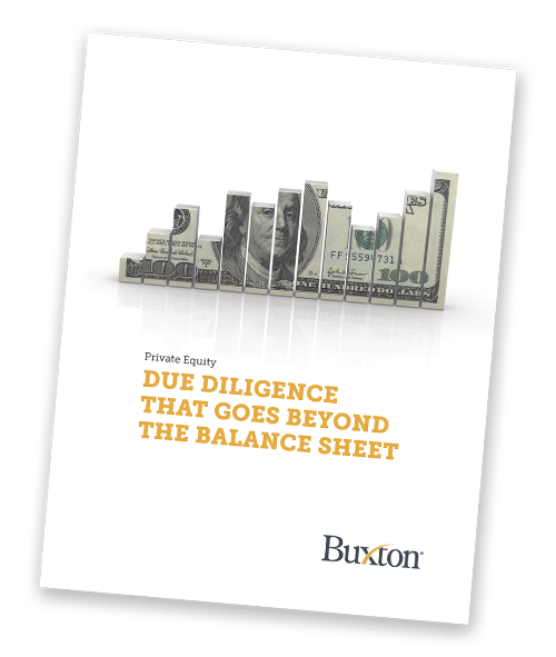 Due Diligence That Goes Beyond the Balance Sheet