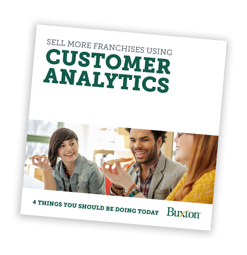 Sell More Franchises Using Customer Analytics