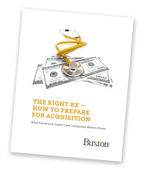 The Right Rx - How to Prepare for Acquisition