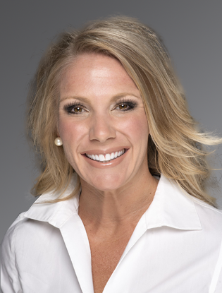 Headshot of Laurie Bowden, Vice President,<br>Business Development at Buxton