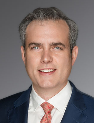 Headshot of Bill Stinneford, Senior Vice President at Buxton