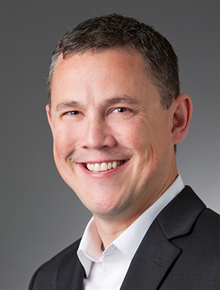 Headshot of Chris Briggs, Senior Vice President at Buxton