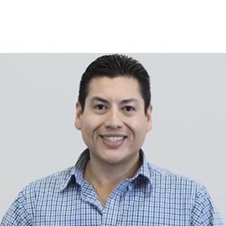 Headshot of Man who is an employee at Customer Analytics Company Buxton