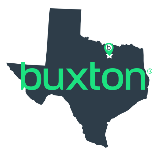 Buxton operates from Fort Worth, TX
